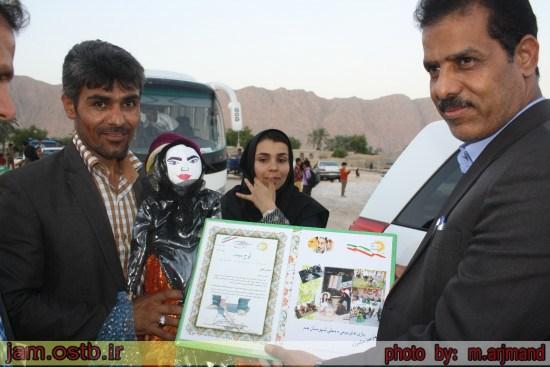 گزارش تصویری: جشنواره بازیهای بومی و محلی استان بوشهر