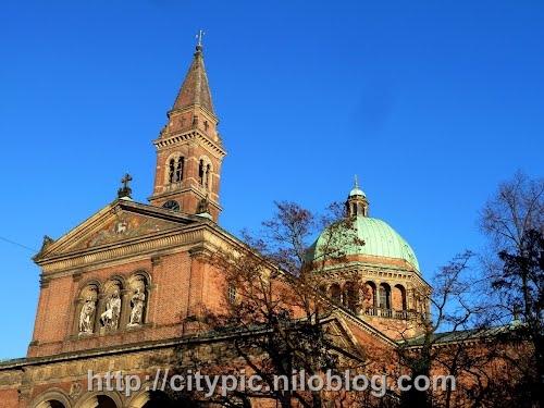 شهر مونیخ آلمان