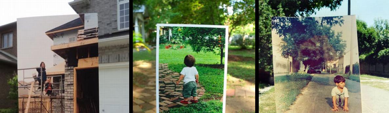 سری اول عکسهای تفاوت زمان در قالب عکس