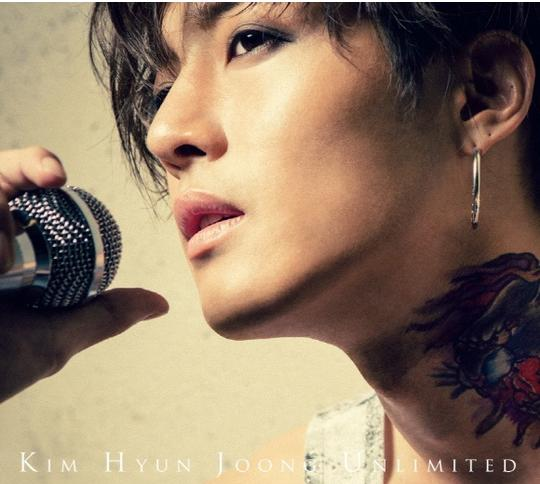 [Album] Kim Hyun Joong – UNLIMITED [Japanese]