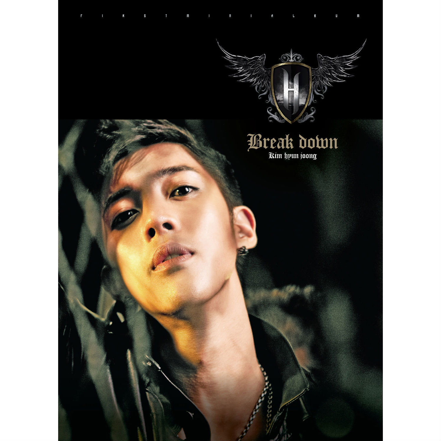 Album_Kim Hyun Joong (SS501) – Break Down