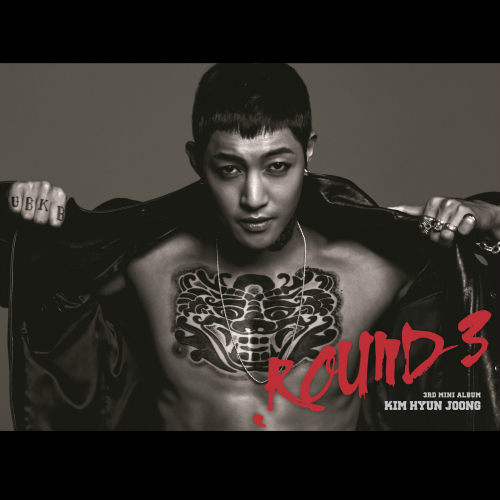 [Mini Album] Kim Hyun Joong – Round 3 [3rd Mini Album]