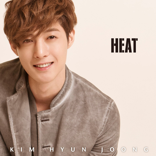 [Single] Kim Hyun Joong – HEAT [Japanese]
