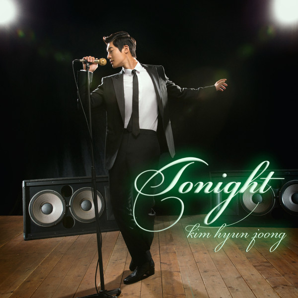 [Single] Kim Hyun Joong – TONIGHT [Japanese]