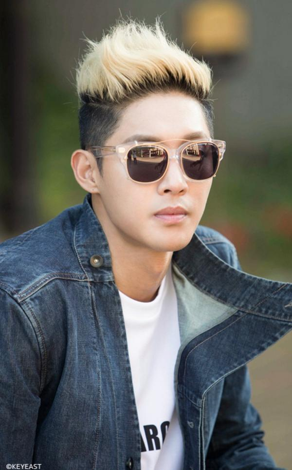 Kim Hyun Joong - Japanese Mobile Site Update - 14.10.14