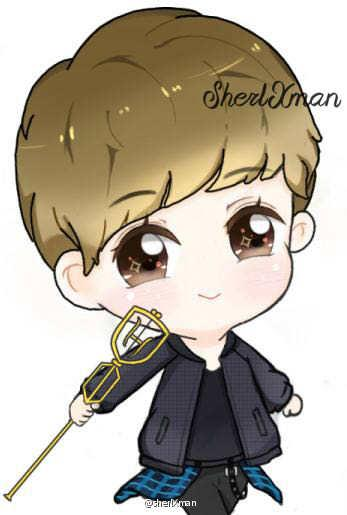 Fan-Art Cute HJ