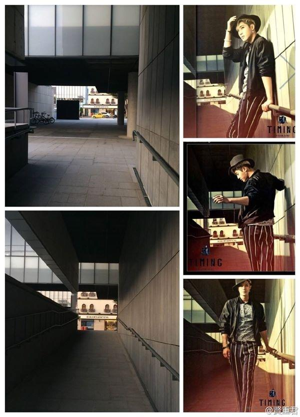 Kim Hyun Joong TIMING photoshoot @ National Museum of Contemporary Art - Seoul Museum
