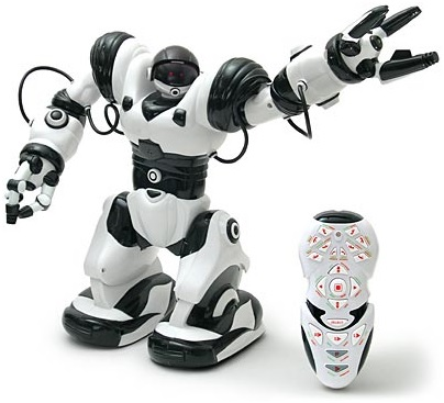 ربات RoboSapien