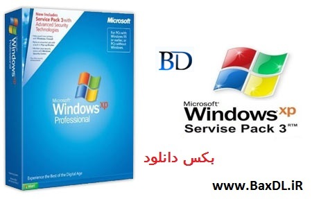 دانلود ویندوز ایکس پی Windows XP Professional SP3 (x86) Integrated October 2014
