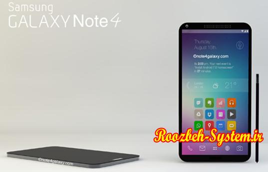 گلکسی نوت 4 (Galaxy Note4 Samsung) در ایران رونمایی شد + تصاویر