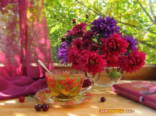 قالی زندگی - عرفان نظرآهاری - عطرخدا www.atrekhoda.com