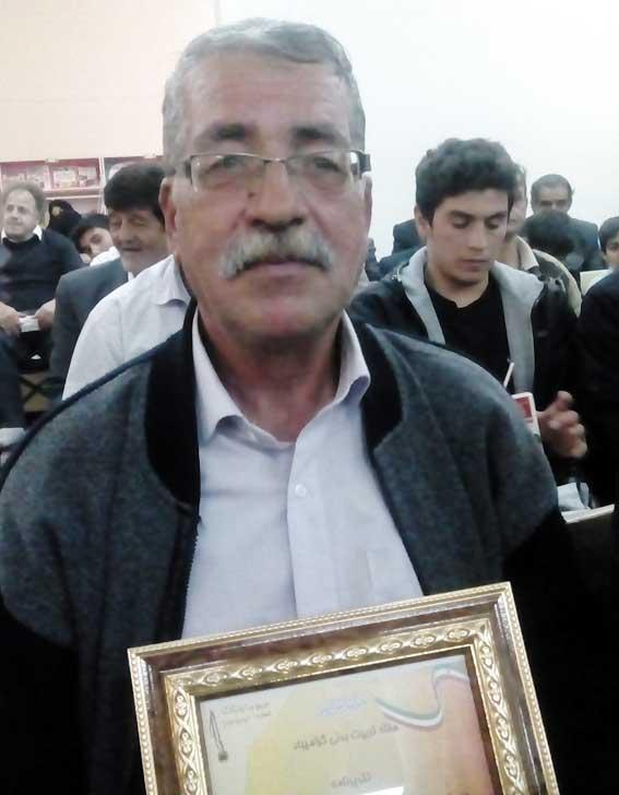 آقای یوسف احمدنژاد قاضی جهانی سرپرست اسبق تیم آریا