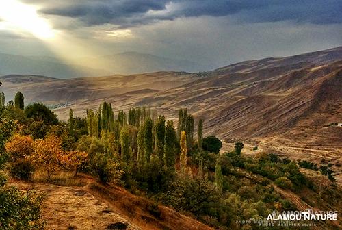 تصویر زمینه الموت - کوشک