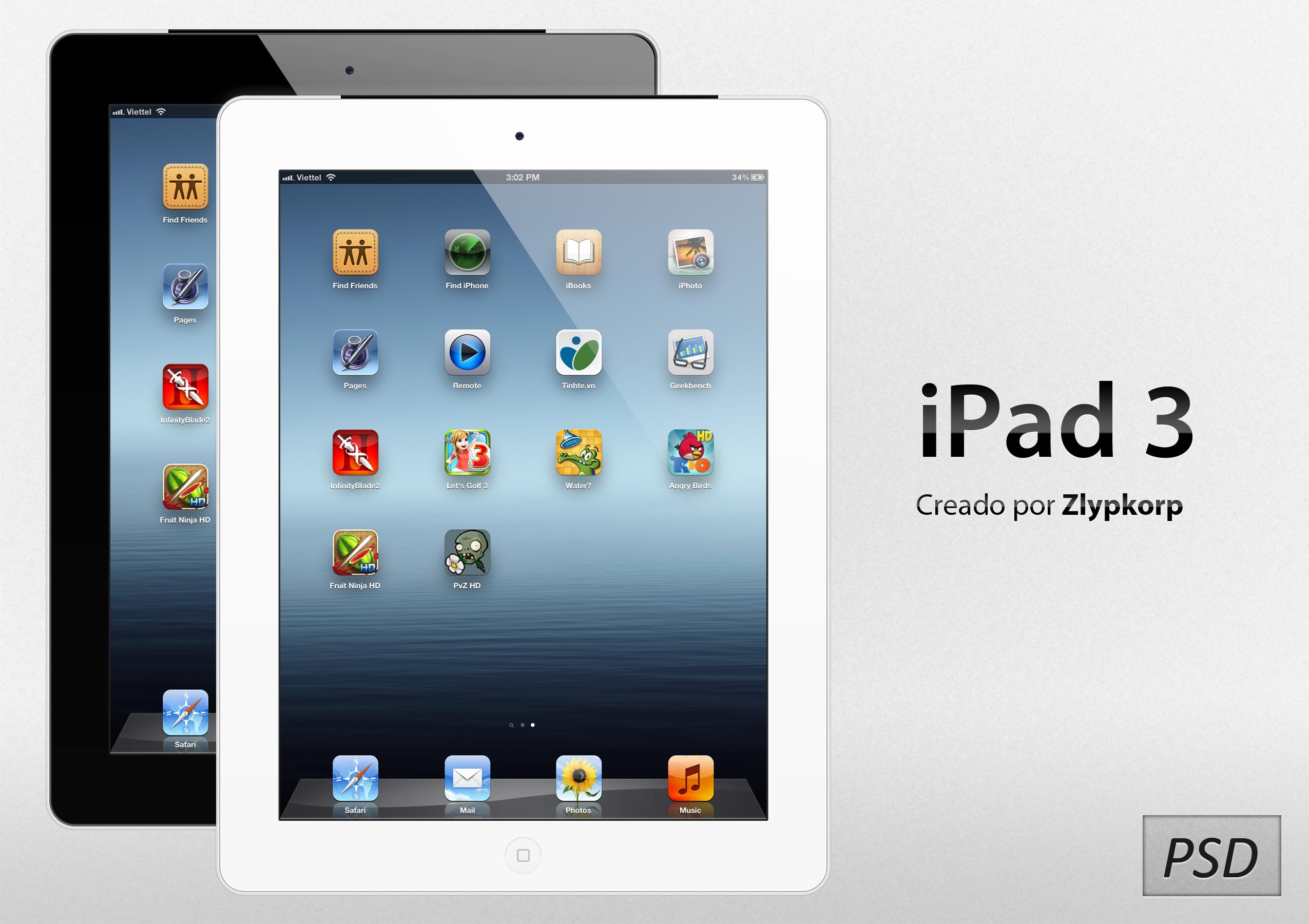 دانلود رام رسمی ios 9.2 iPad 3
