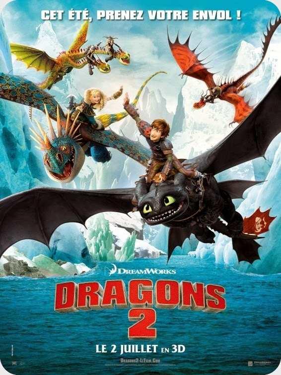 فیلم How to Train Your Dragon 2 2014