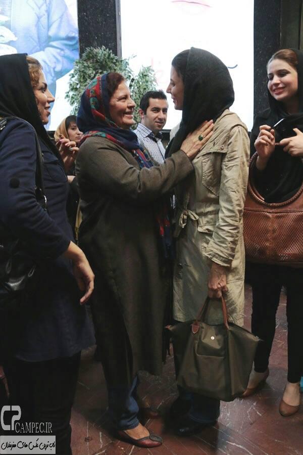 عکس های جدید لیلا حاتمی در سینما استقلال