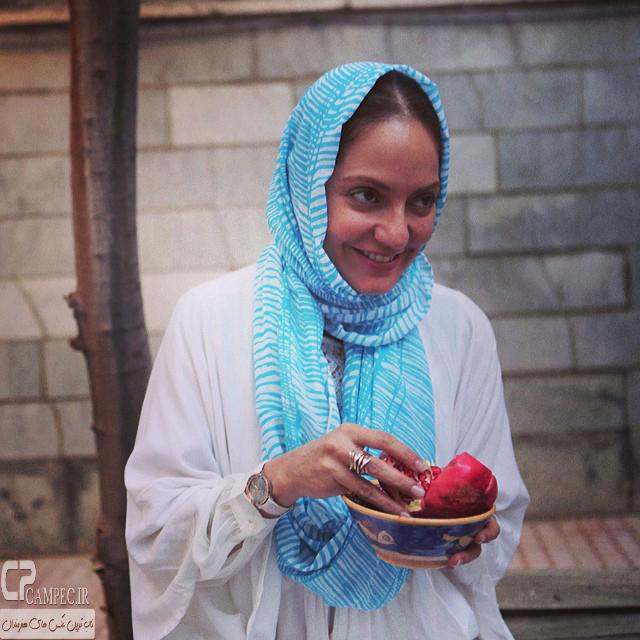 مهناز افشار در فیلم سینمایی مرگ ماهی