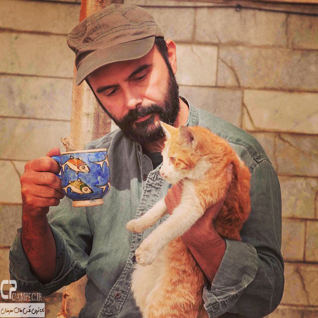 علی مصفا در فیلم سینمایی مرگ ماهی