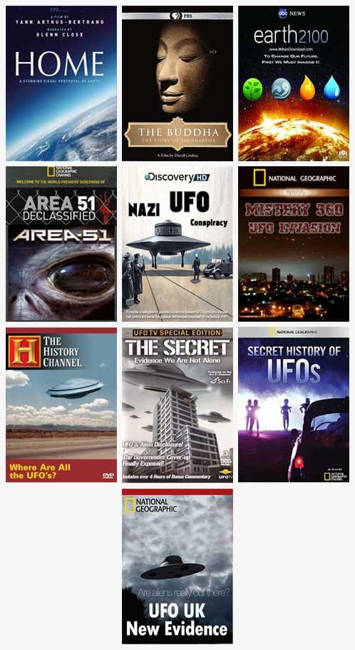 پوستر 10 مستند هدیه