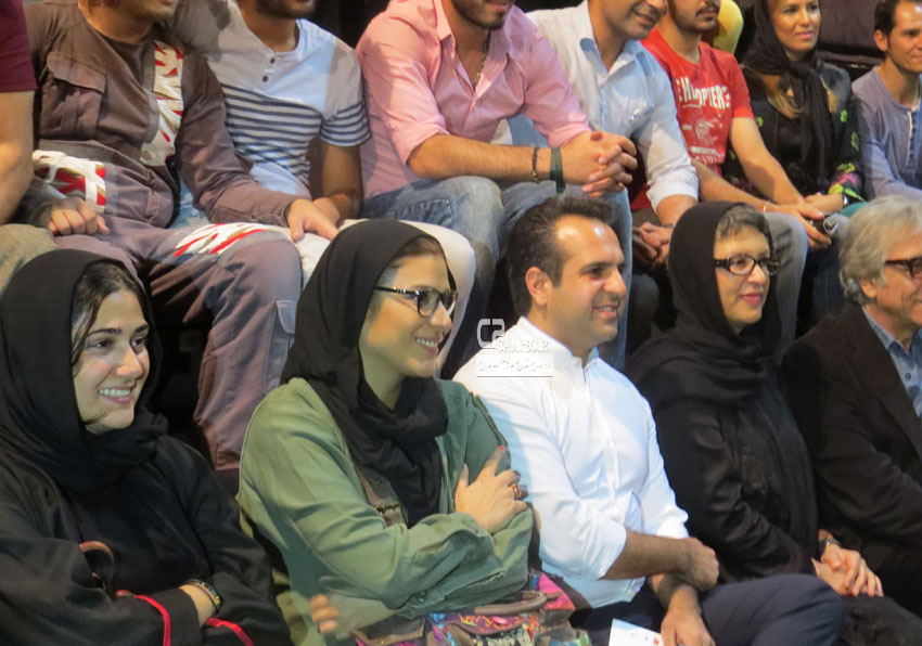 عکس های جدید سحر دولتشاهی و باران کوثری