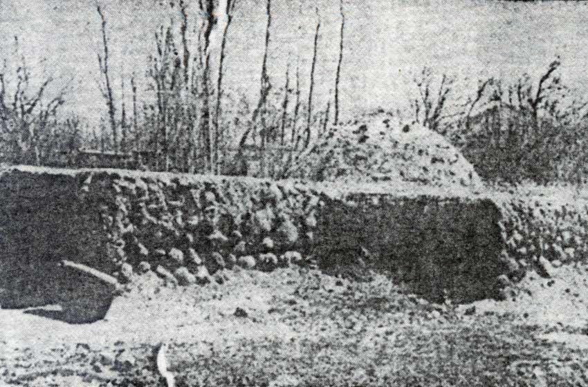مقبره الاولیاء قاضی جهان مربوط به دهه 40 شمسی
