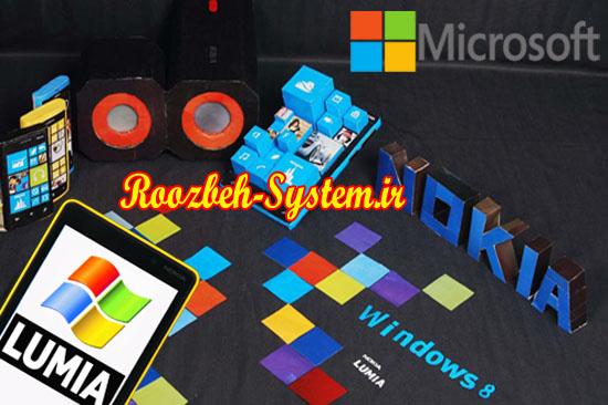 «مایکروسافت لومیا» جایگزین برند «نوکیا» خواهد شد