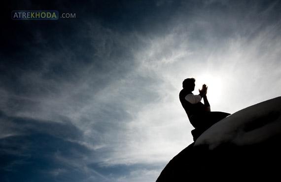 نامه خدا - عطرخدا www.atrekhoda.com