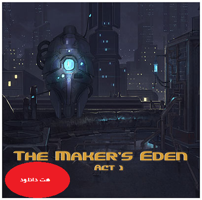 The Makers Eden pc cover دانلود بازی The Makers Eden Act 1 v1.0.2 برای PC