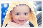 آموزش بافت کلاه نوزادی