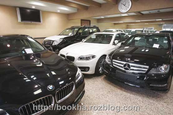 قیمت خودروهای وارداتی در بازار اول آبان 93