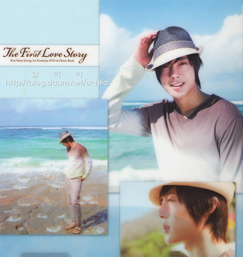 Kim Hyun Joong - The First Love Story