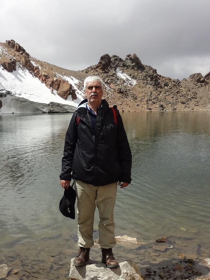 آقای جلیل رسولزاده قاضی جهانی  ایثارگرنمونه کشوری و صعود به قله سبلان
