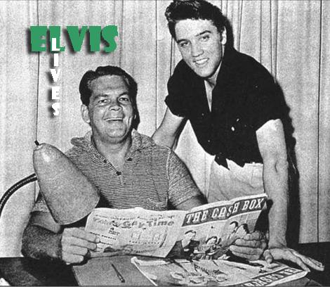 الویس و باب نیل