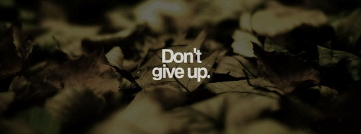 تسلیم نشو - Dont Give Up