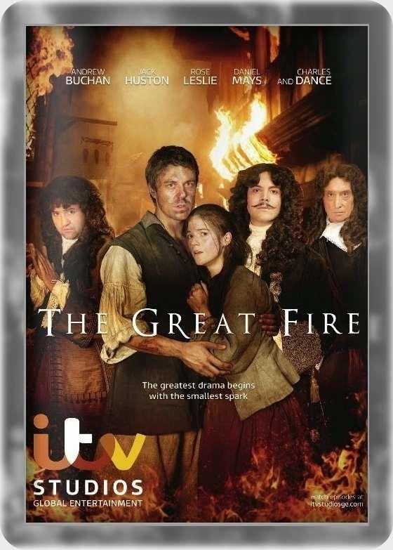 مینی سریال The Great Fire