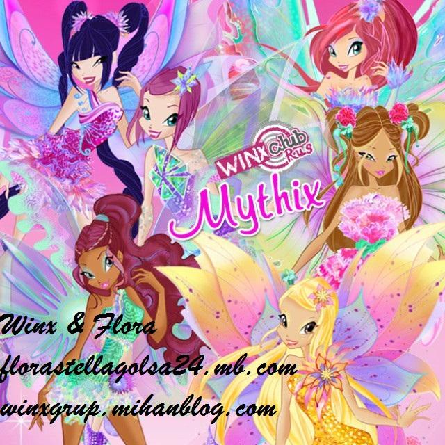 Winx& Flora / وینکس & فلورا / یکی از بهترین و بروز ترین وبای وینکسی