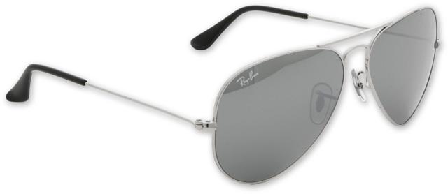 خرید عینک ریبن سیلور نقره ای
