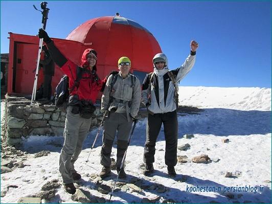 قله توچال - 2 آبان 1393