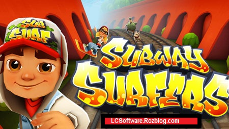 دانلود بازی Subway Surfers برای کامپیوتر