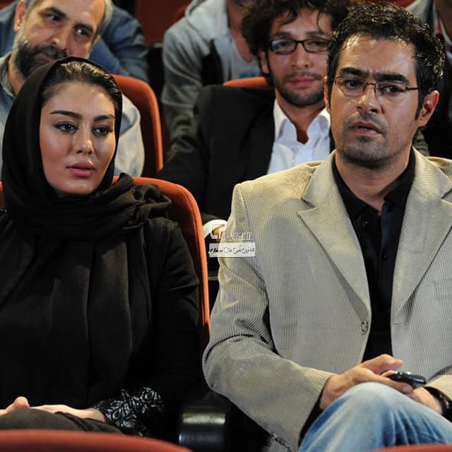 سحر قریشی و شهاب حسینی