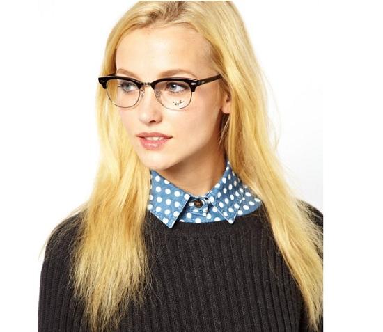 عینک آفتابی ریبن کلاب مستر | بیا TO عینک