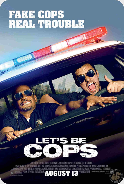 فیلم Lets Be Cops 2014