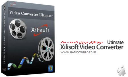 Xilisoft Video Converter Ultimate 7.8.2.20140711 نرم افزار Xilisoft Video Converter Ultimate v.7.3.0    مک