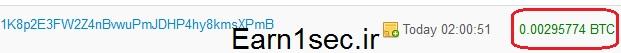 دریافت بیت کوین از سایت bittoclick