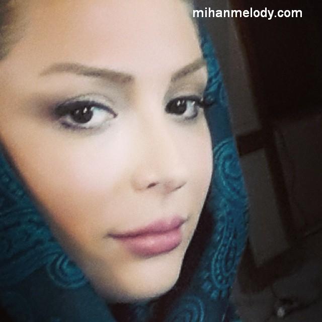 www mihanmelody com nioosha zieghami 2  عکس های اینستاگرام نیوشا ضیغمی