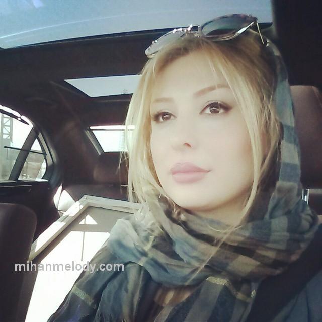 www mihanmelody com nioosha zieghami 4  عکس های اینستاگرام نیوشا ضیغمی