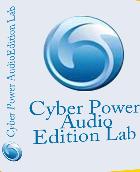 نرم افزارcyberpower audio editing lab