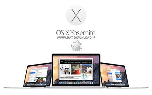 ox yosemite%20dlha سیستم عامل یوزمیت مکینتاش OSX Yosemite v10.10