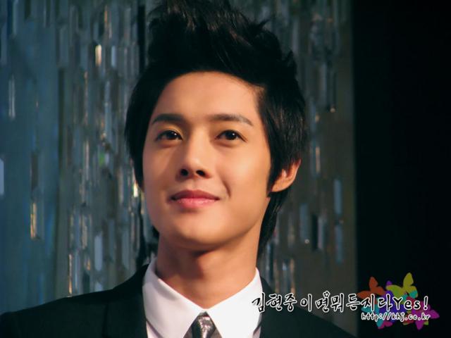 Kim Hyun Joong- Rainism Dance For His Fans