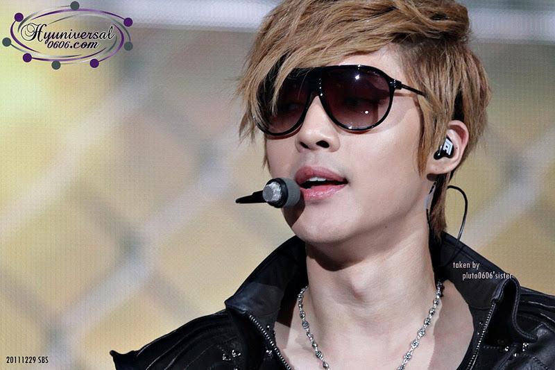 Kim Hyun Joong - Rainism - 11.12.30